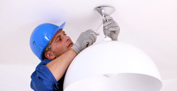 image of lighting repair
