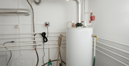 image of water heaters